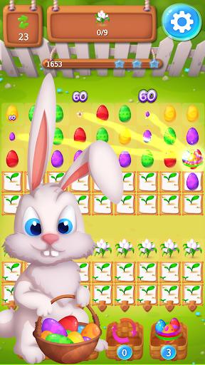 Easter Match 3: Chocolate Candy Egg Swipe King screenshots 3