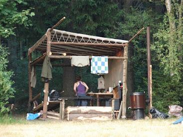 Táborová kuchyně