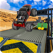 Extreme Monster Truck 3D: Real Impossible Monster