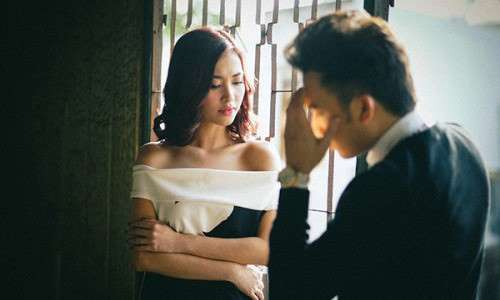 Phụ nữ sau ngoại tình thường có tâm lý cầu xin sự tha thứ từ người chồng