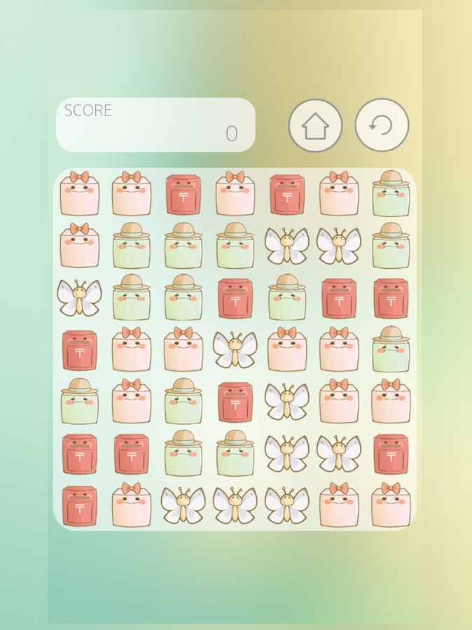 Tofu-Puzzle- screenshot