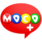 Moco+ - Chat, Meet People