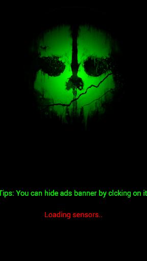 Ghost Detector Spectrum screenshot 3