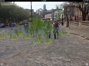 Photo: Biomer Skelters plantings in front of the World Museum