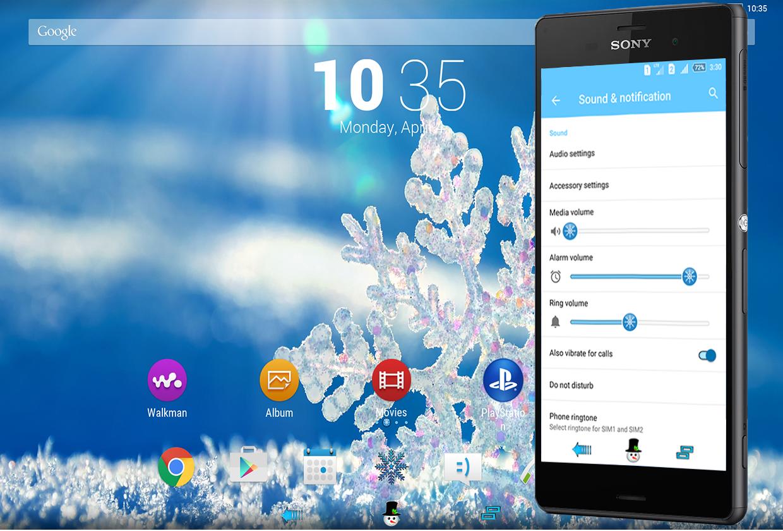 Google themes xp - Xp Theme Winter Screenshot