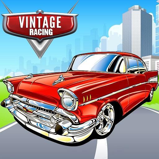Vintage Car Racing: Offroad Driver icon