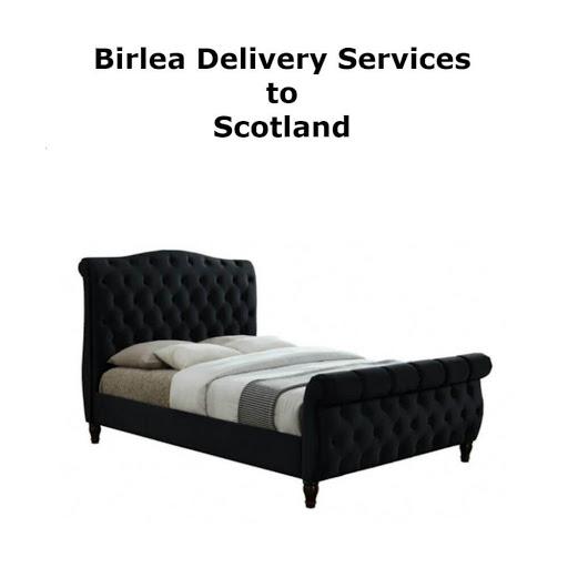 Birlea Delivery Surcharge to Scotland