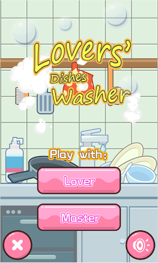 Lover's dish Washer