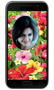 Flower Photo Frames new - náhled