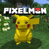 Pixelmon Mod for minecraft