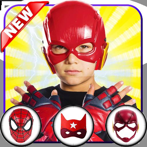 Flash Speed Hero Photo Editor