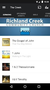 Richland Creek- screenshot thumbnail