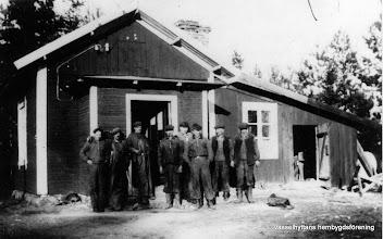 Photo: Ingelsgruvan-Gruvstugan 1941
