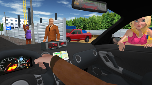 Taxi Game screenshot 7