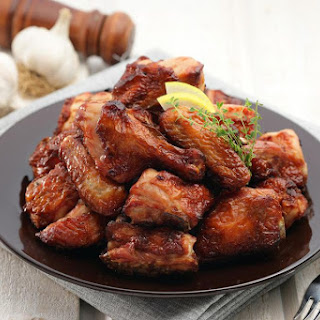 Linda'S Crockpot Chicken Wings Recipe