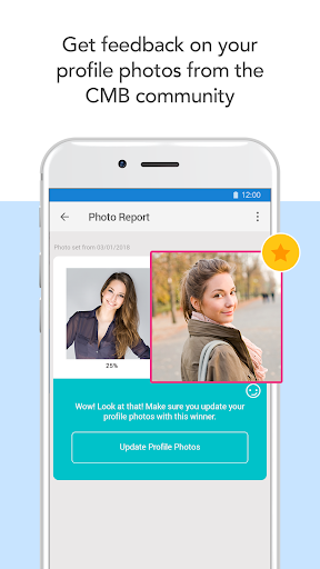 CMB Free Dating App 4.10.0.2027 screenshots 5