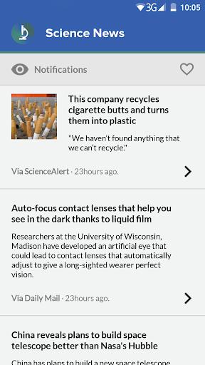 玩新聞App|科技新闻 - 科教频道免費|APP試玩