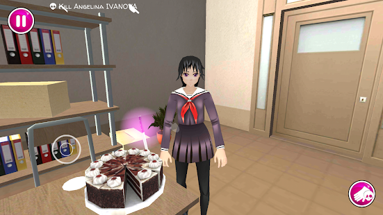 Yandere School Screenshot