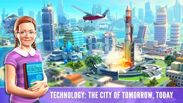 Little Big City 2 apk screenshot