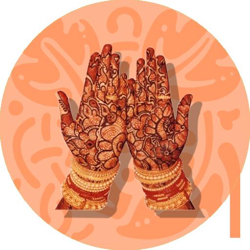 1000 Mehndi Designs (offline) 遊戲 App LOGO-硬是要APP