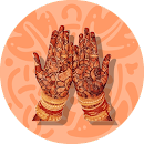 1000 Mehndi Designs (offline) v 1.0 app icon