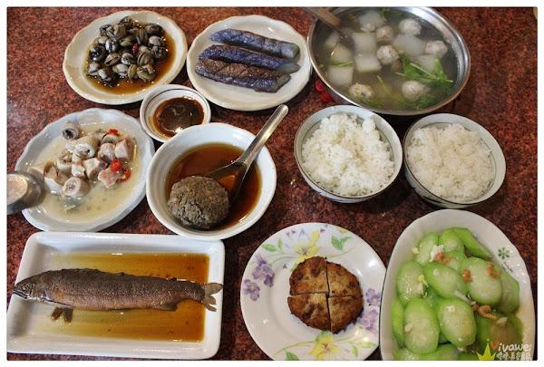 聞香下馬(苗栗苑裡)-每天僅營業四小時-好吃的家常料理!