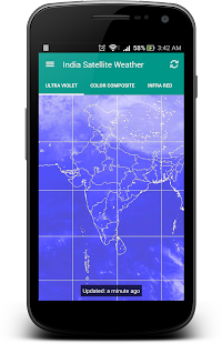 India Satellite Weather APK image thumbnail 2