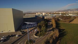 Fábrica de Puleva.