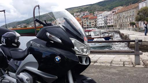 La Croatie à moto avec france moto voyages