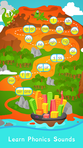Read with Phonics -  Phonics Games screenshot