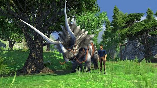Dino Tamers  Jurassic Riding MMO Apk Mod Dinheiro Infinito 7