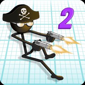 Gun Fu: Stickman 2 MOD APK aka APK 1.22.1 (Mod Money)