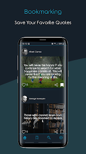 Download Ultimate Quotes: Daily Inspiring Words of Wisdom For PC Windows and Mac apk screenshot 6