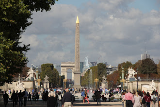Photo: Place de la Concorde