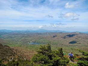 Photo: Roan Mountains Center back