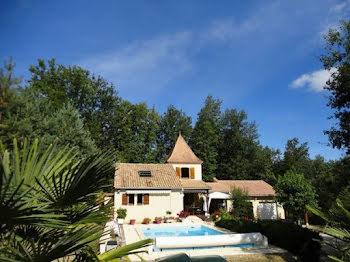 maison à Saint-Martin-le-Redon (46)
