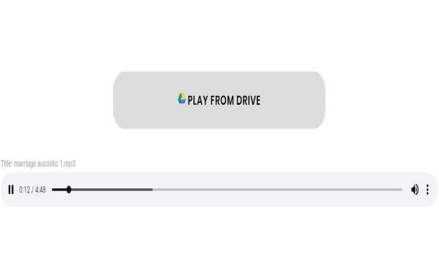 Free Online Music Play Music From Google Drive G Suite Marketplace