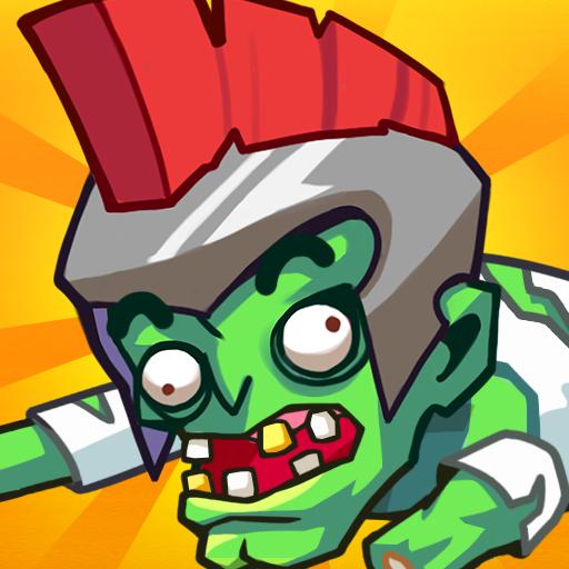 Defense Master: Merge Heros VS Zombies Kingdom