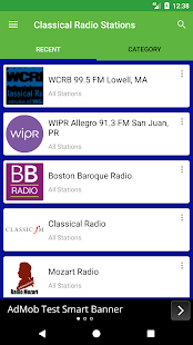 Classical Radio Stations - náhled