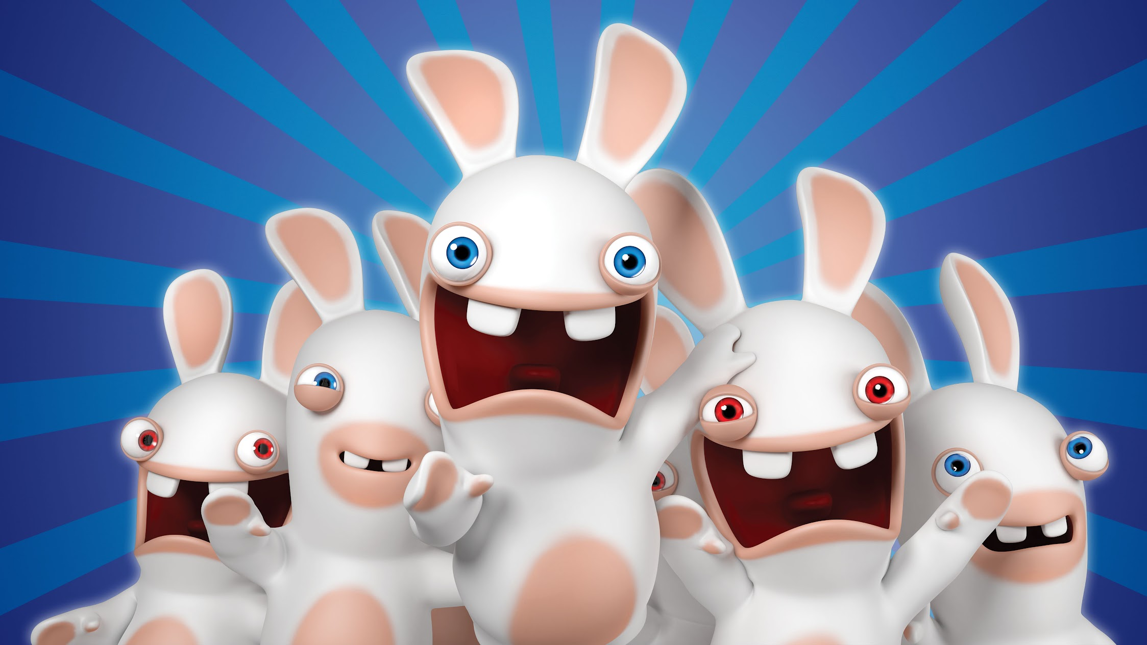 Raving Rabbids