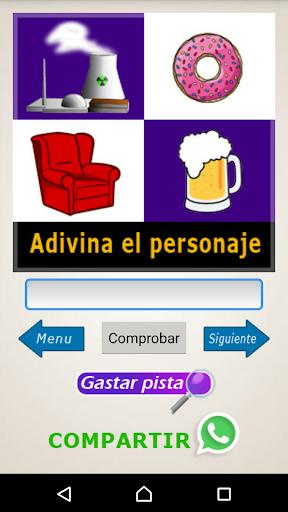 Adivina el Personaje - Siluetas, Emojis, Acertijos screenshot 4