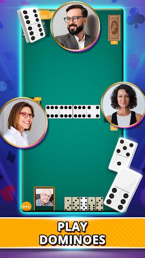 VIP Games: Hearts, Rummy, Yatzy, Dominoes, Crazy 8 apkmr screenshots 6