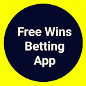 FREE WINS BETTING TIPS: 100% ACCURATE ODDS & BETS icon