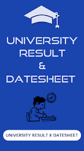 University Results 2018, University Datesheet 2018 - náhled