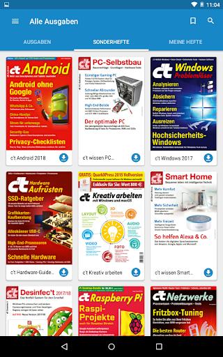 c't Magazin 3.4.7 screenshots 19