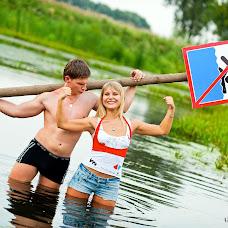 Wedding photographer Aleksandr Uruskin (Pritok41). Photo of 24.08.2014