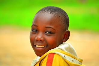 Photo: Kapaya with a beautiful smile