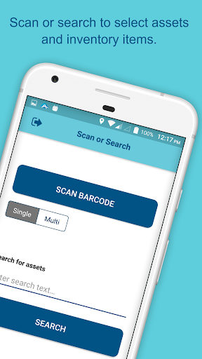 Asset & Inventory Tracking Barcode Scanner by GoCodes