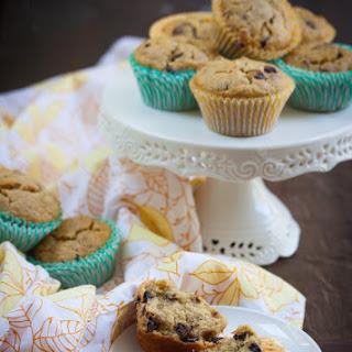 Chocolate Chip Banana Nut Muffins (Gluten-Free, Soy-Free, Vegan)