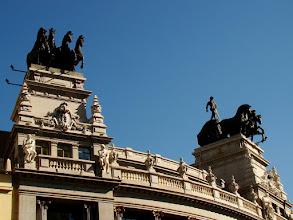 Photo: #008-L'architecture à Madrid